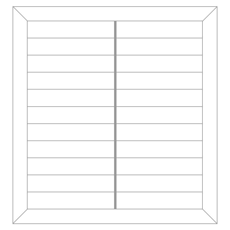 4 Sided Frame