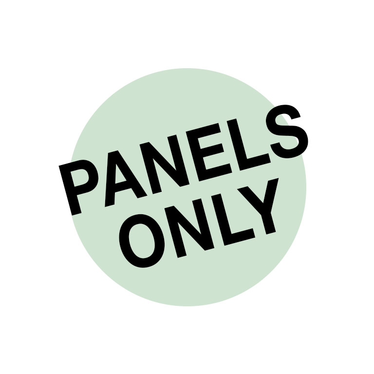 Panel(s) Only - No Frame