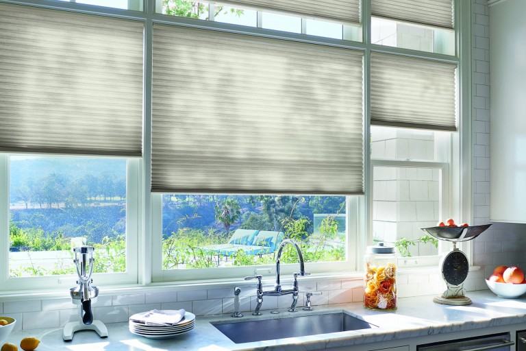 """1/2"""" Premium Light Filtering Double Cell Shade"""