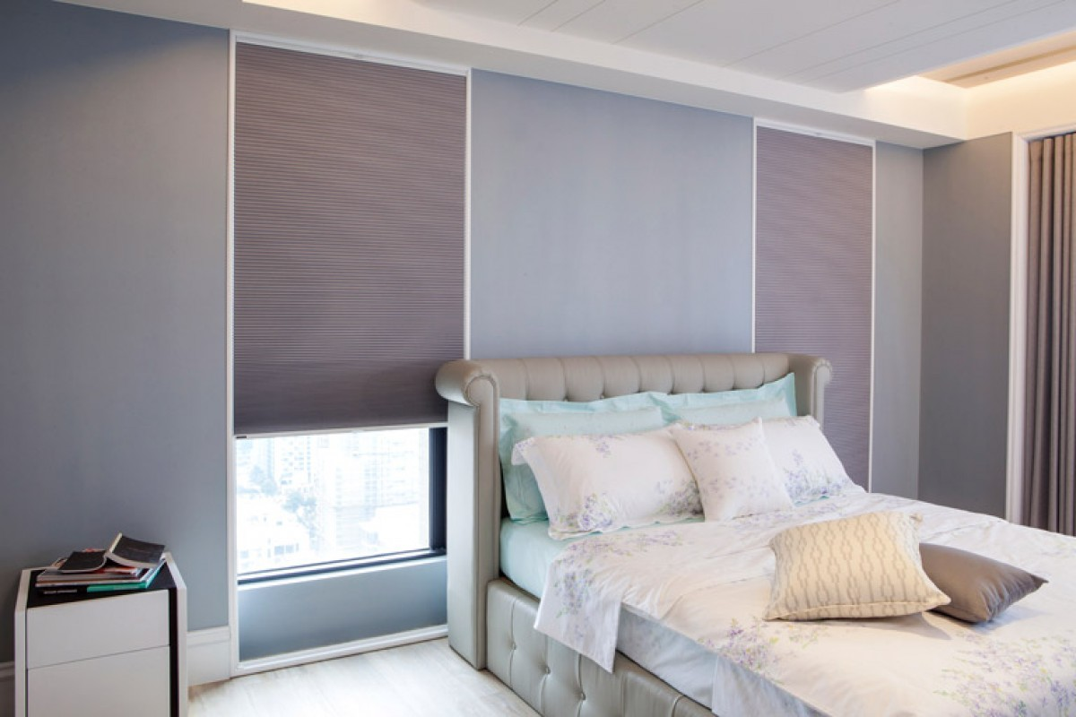 """3/8"""" Premium Blackout Cell Shade"""