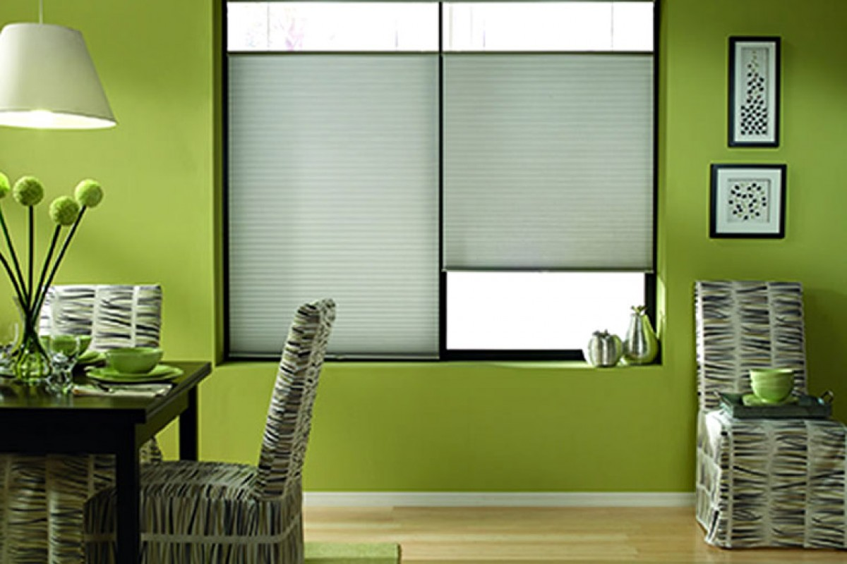"1/2"" Premium Light Filtering Double Cell Shade"