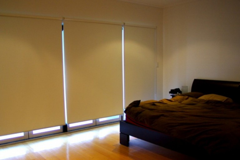 Soft-Touch Premium Blackout Roller Shades
