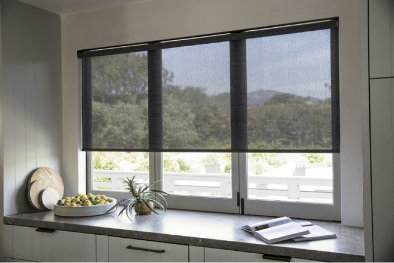 Exquisite Weaved Premium Solar Roller Shades