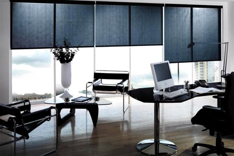 Exquisite Weaved Premium Solar Roller Shades