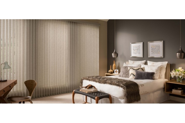 Embossed Classic Vertical Blind