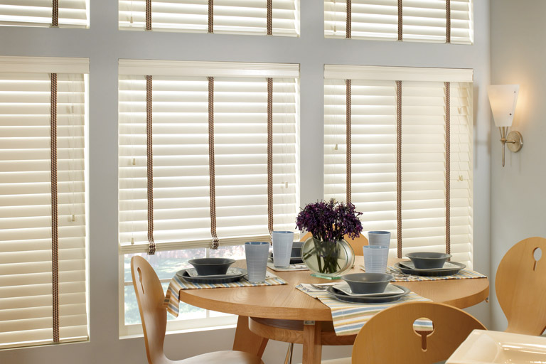 "Graber 2"" Traditions Wood Blinds"